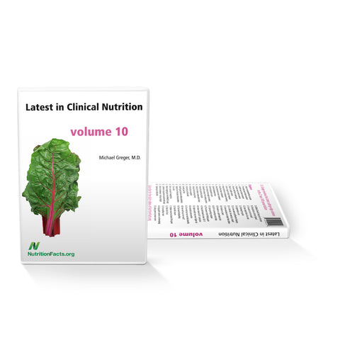 Latest in Clinical Nutrition - Volume 10