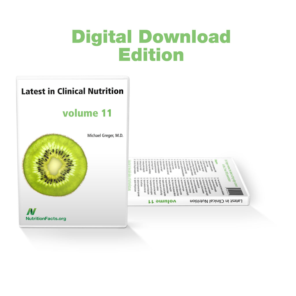 Latest in Clinical Nutrition - Volume 11 [Digital Download]