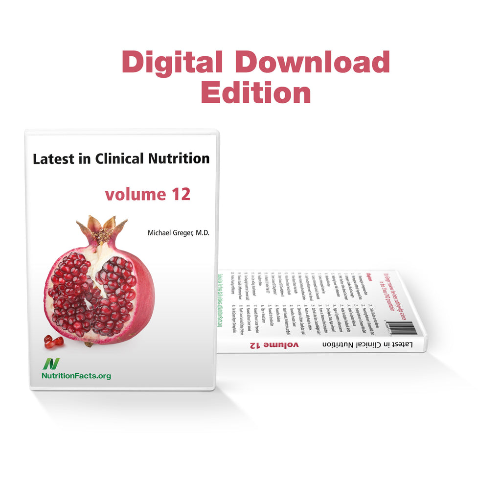 Latest in Clinical Nutrition - Volume 12 [Digital Download]