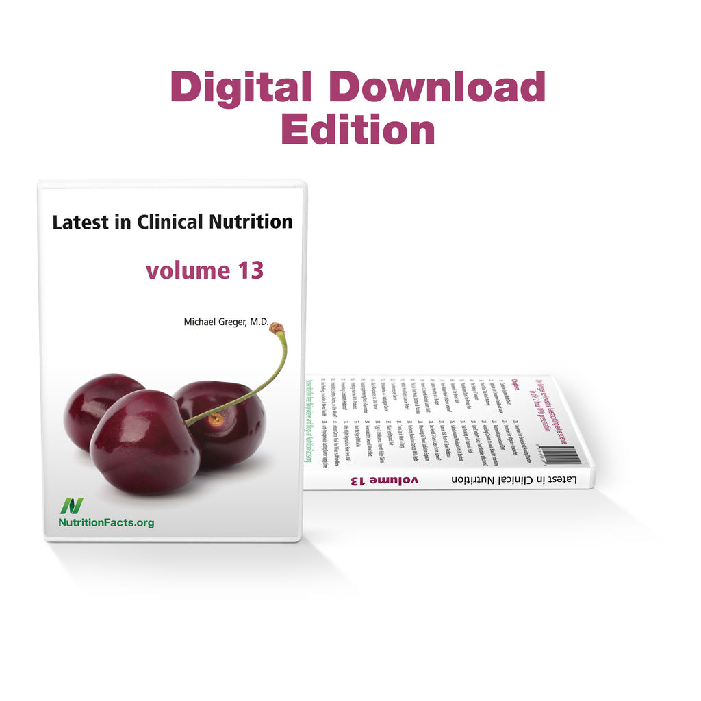 Latest in Clinical Nutrition - Volume 13 [Digital Download]