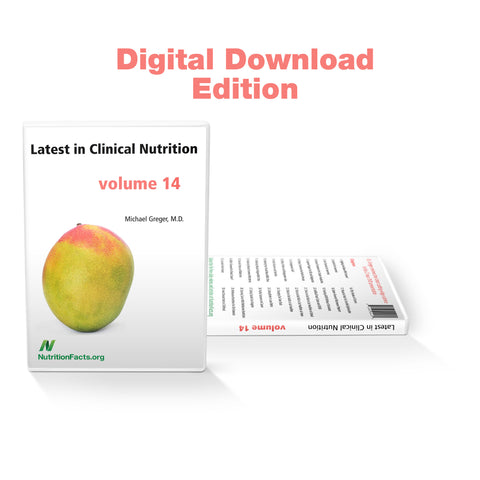 Latest in Clinical Nutrition - Volume 14 [Digital Download]