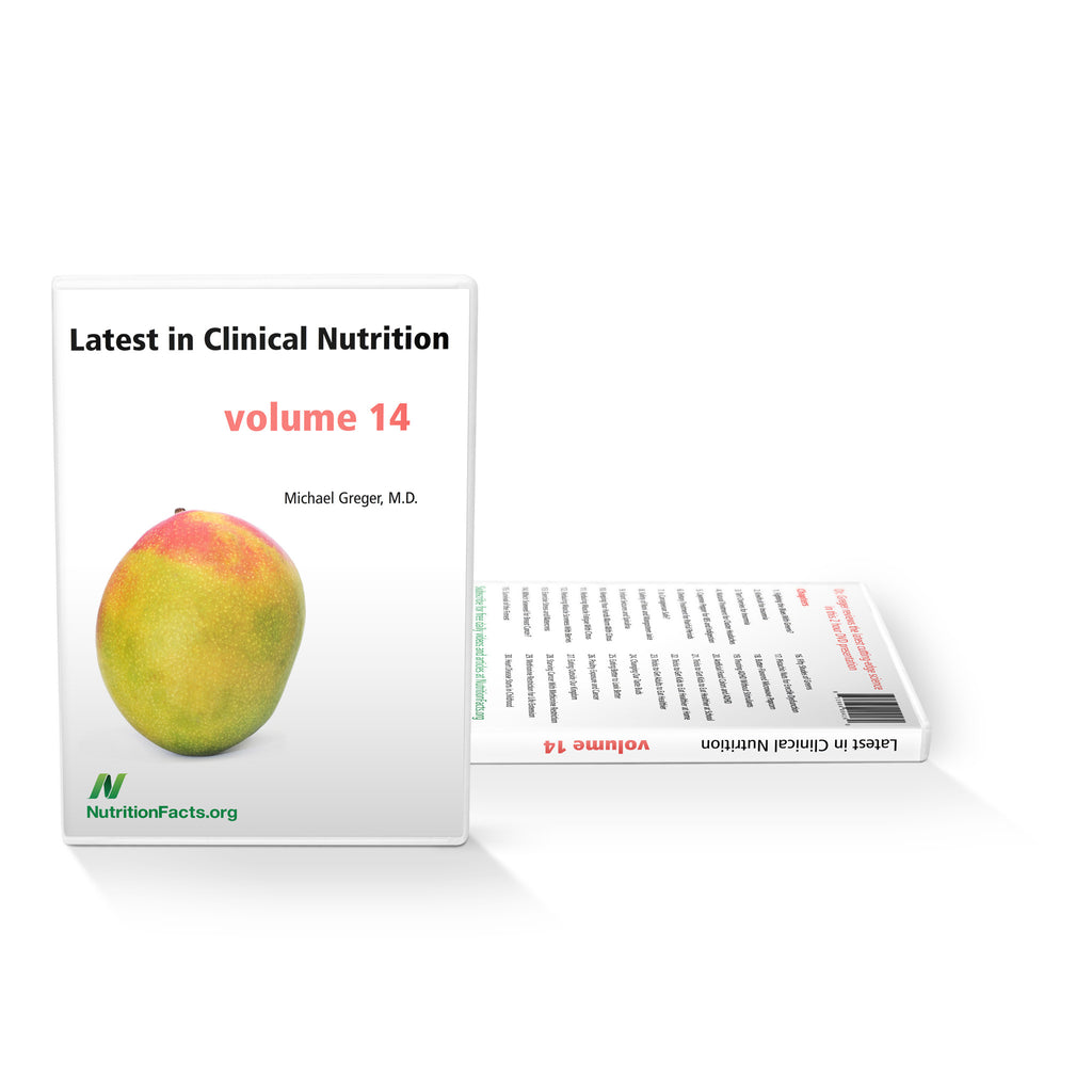 Latest in Clinical Nutrition - Volume 14