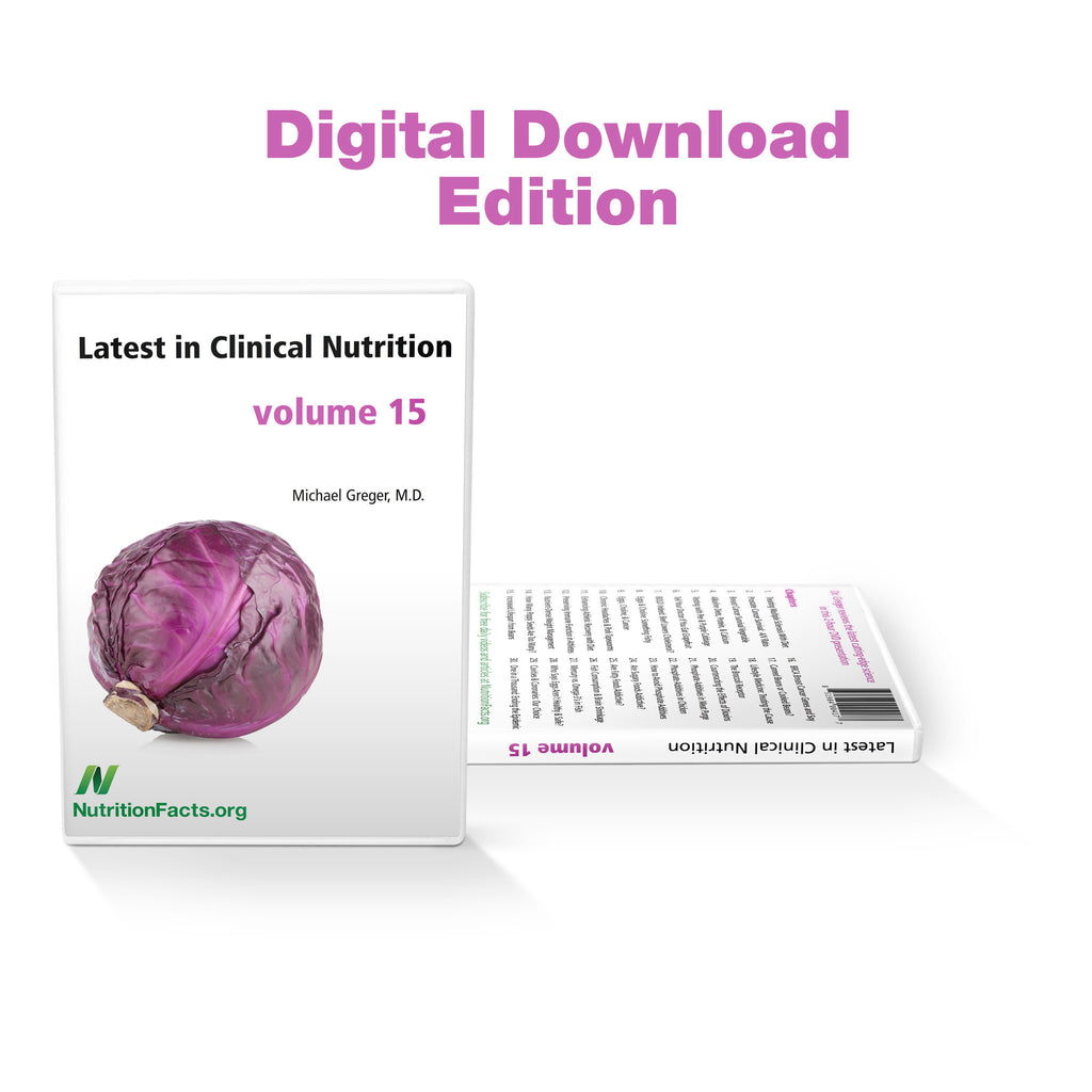 Latest in Clinical Nutrition - Volume 15 [Digital Download]