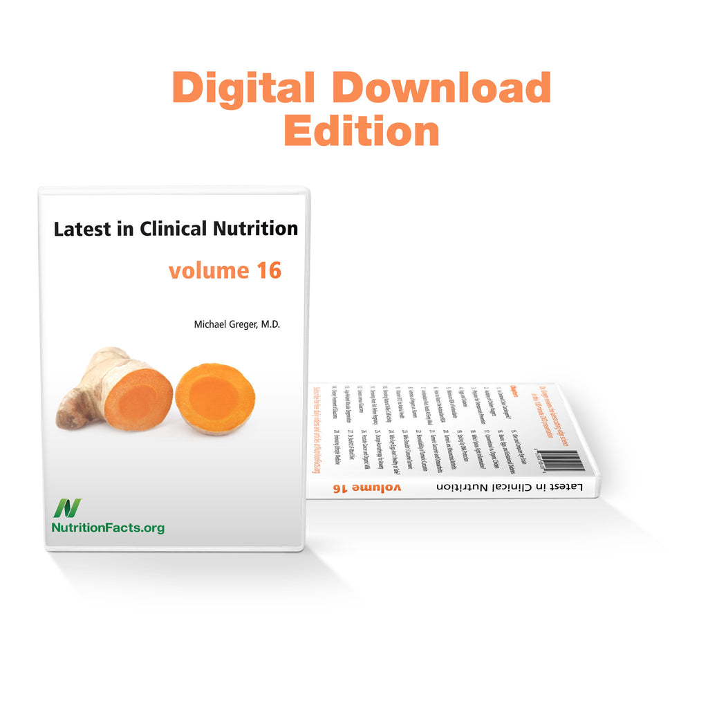 Latest in Clinical Nutrition - Volume 16 [Digital Download]