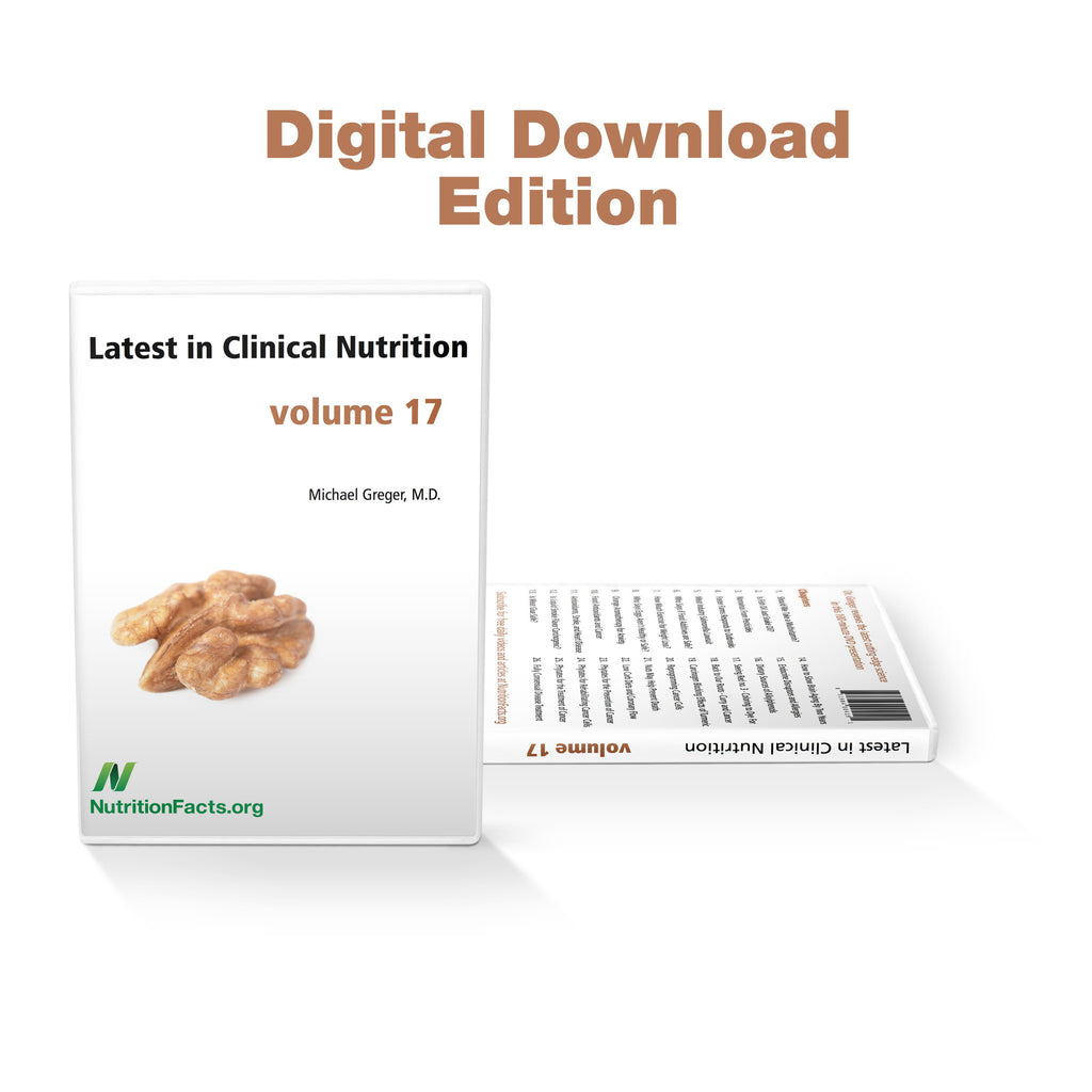 Latest in Clinical Nutrition - Volume 17 [Digital Download]