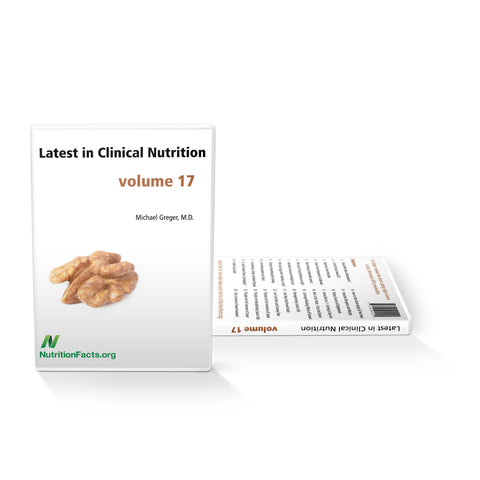Latest in Clinical Nutrition - Volume 17