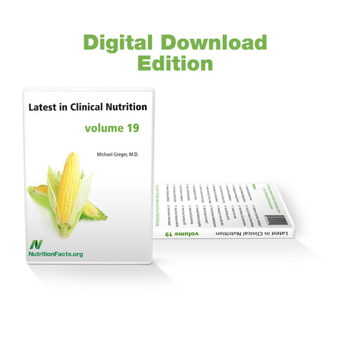 Latest in Clinical Nutrition - Volume 19 [Digital Download]
