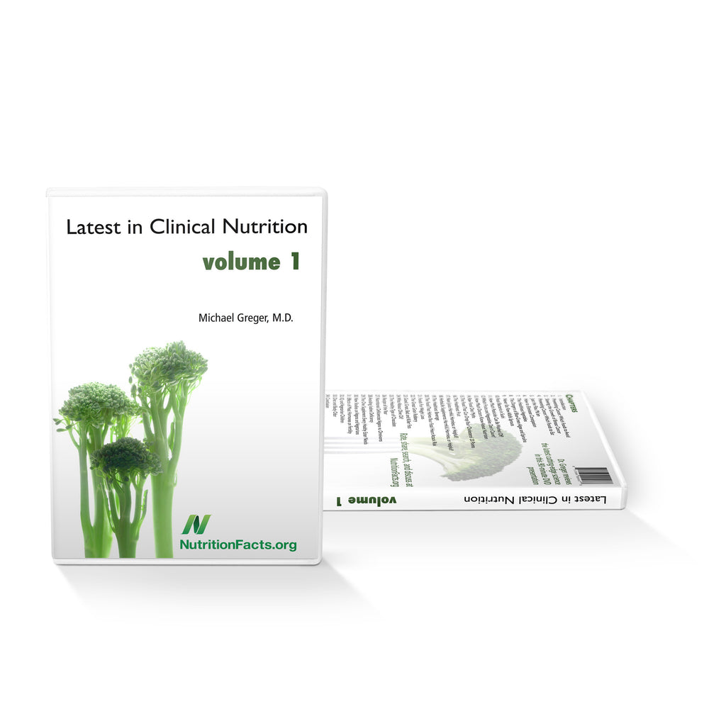 Latest in Clinical Nutrition - Volume 1