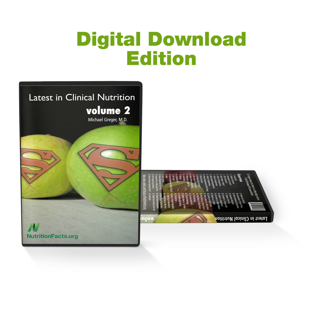 Latest in Clinical Nutrition - Volume 2 [Digital Download]