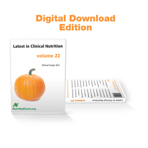 Latest in Clinical Nutrition - Volume 22 [Digital Download]