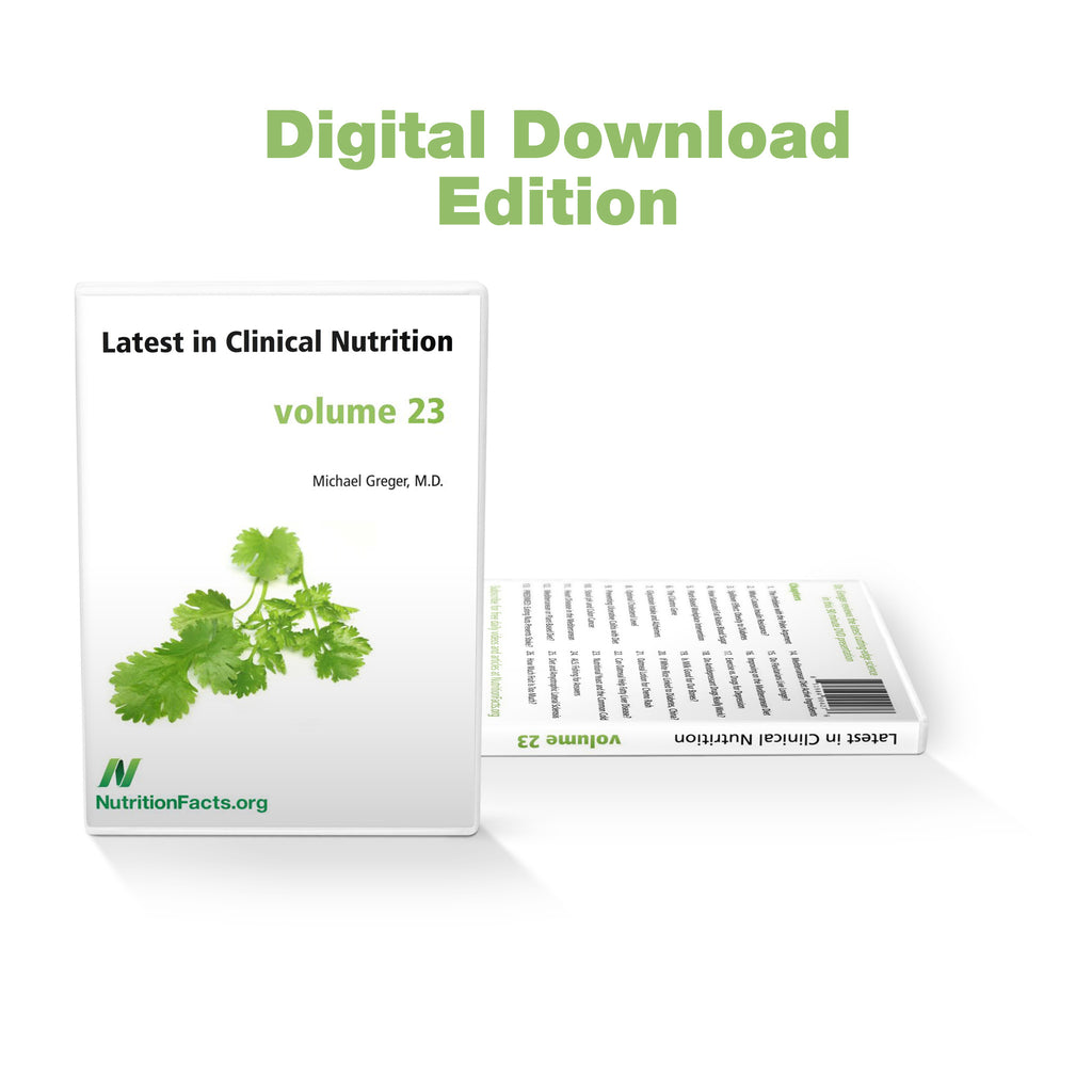 Latest in Clinical Nutrition - Volume 23 [Digital Download]