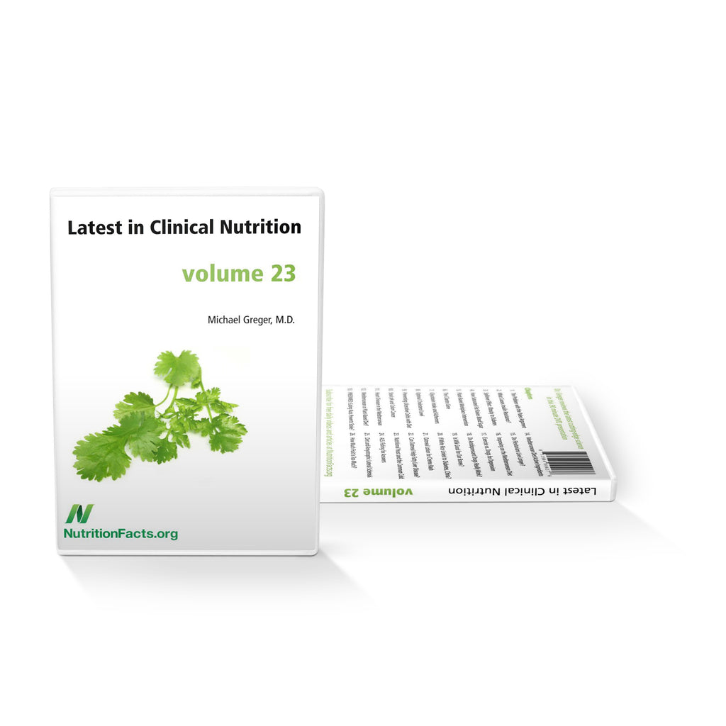 Latest in Clinical Nutrition - Volume 23