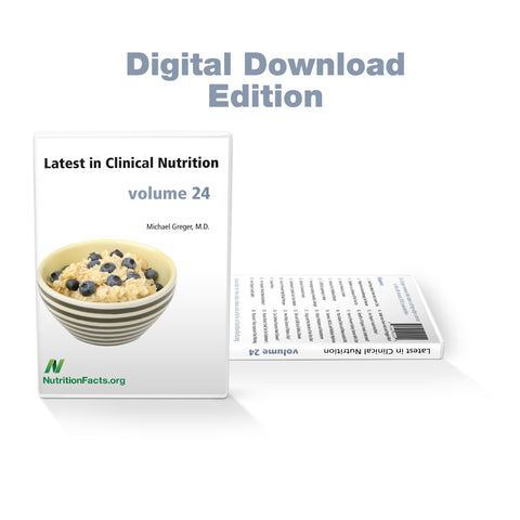 Latest in Clinical Nutrition - Volume 24 [Digital Download]