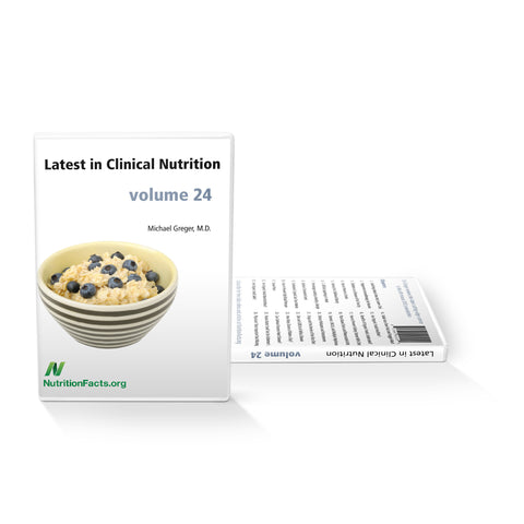 Latest in Clinical Nutrition - Volume 24