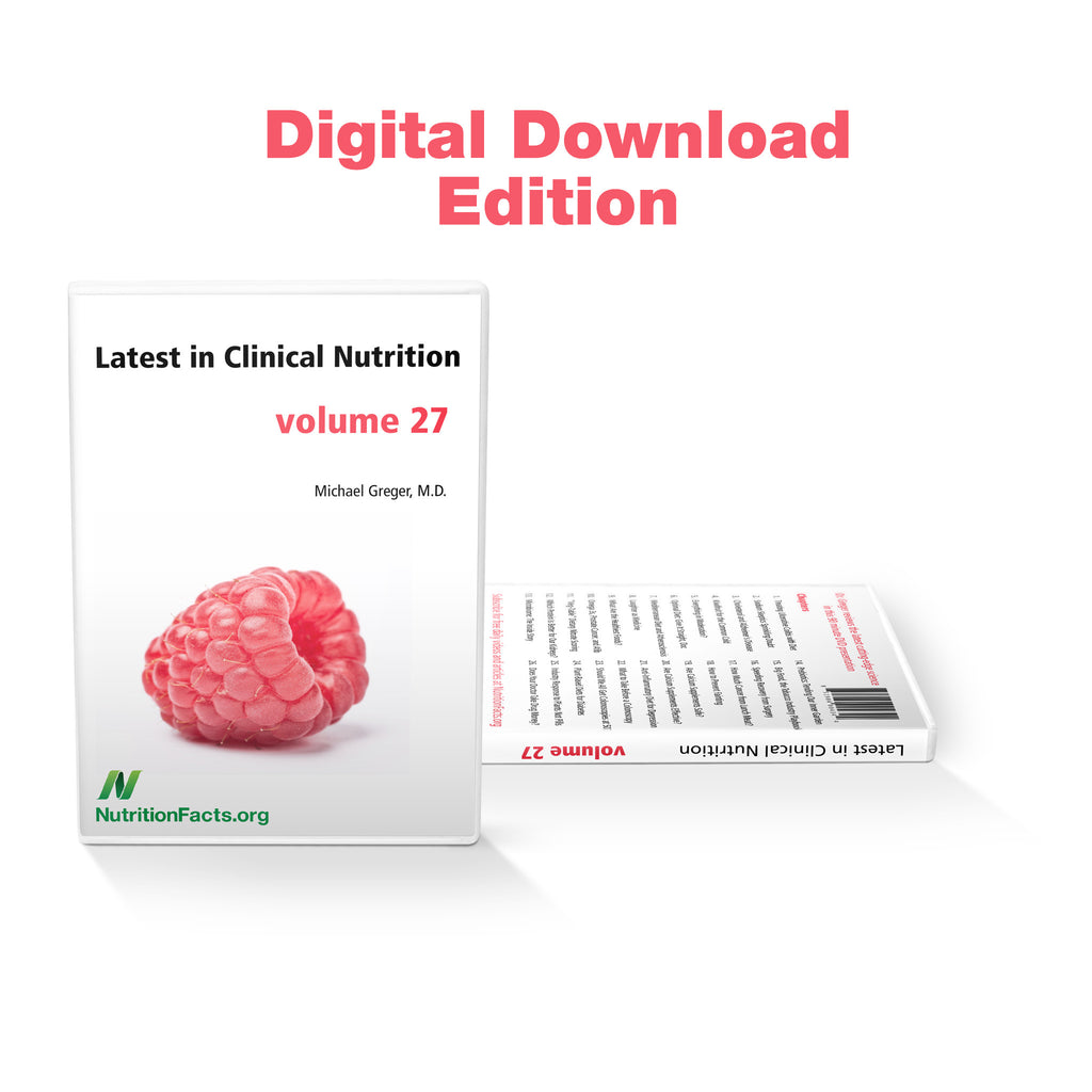 Latest in Clinical Nutrition - Volume 27 [Digital Download]
