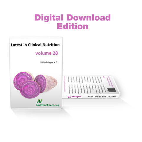 Latest in Clinical Nutrition - Volume 28 [Digital Download]