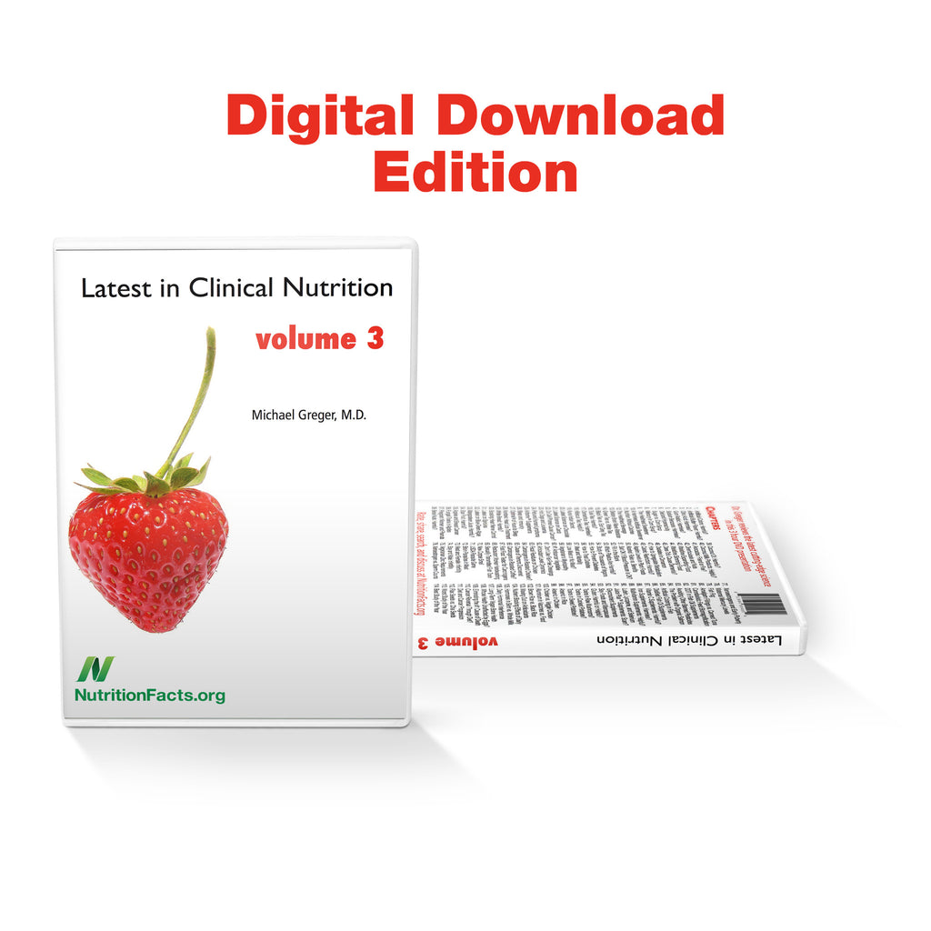 Latest in Clinical Nutrition - Volume 3 [Digital Download]