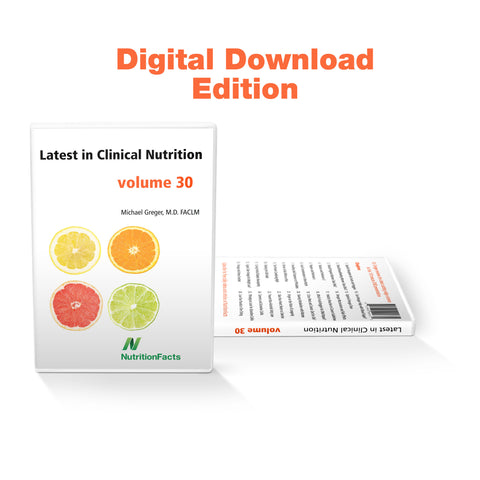 Latest in Clinical Nutrition - Volume 30 [Digital Download]