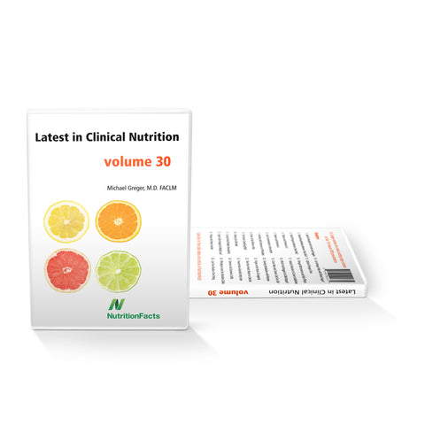 Latest in Clinical Nutrition - Volume 30