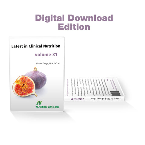 Latest in Clinical Nutrition - Volume 31 [Digital Download]