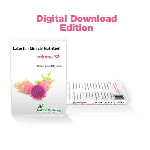 Latest in Clinical Nutrition - Volume 32 [Digital Download]