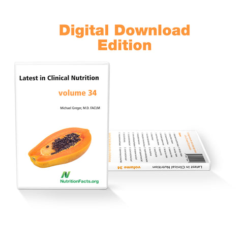 Latest in Clinical Nutrition - Volume 34 [Digital Download]
