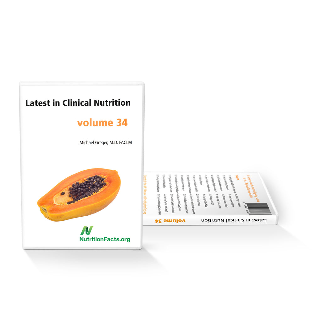 Latest in Clinical Nutrition - Volume 34