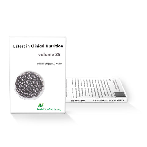 Latest in Clinical Nutrition - Volume 35