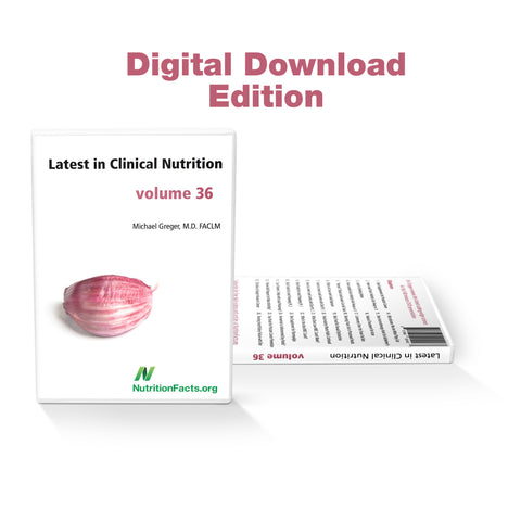 Latest in Clinical Nutrition - Volume 36 [Digital Download]