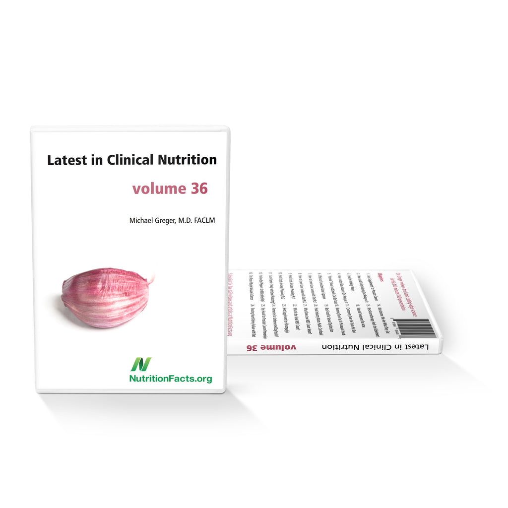 Latest in Clinical Nutrition - Volume 36