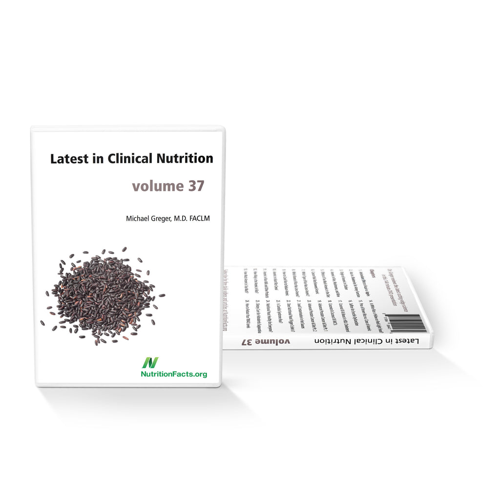 Latest in Clinical Nutrition - Volume 37