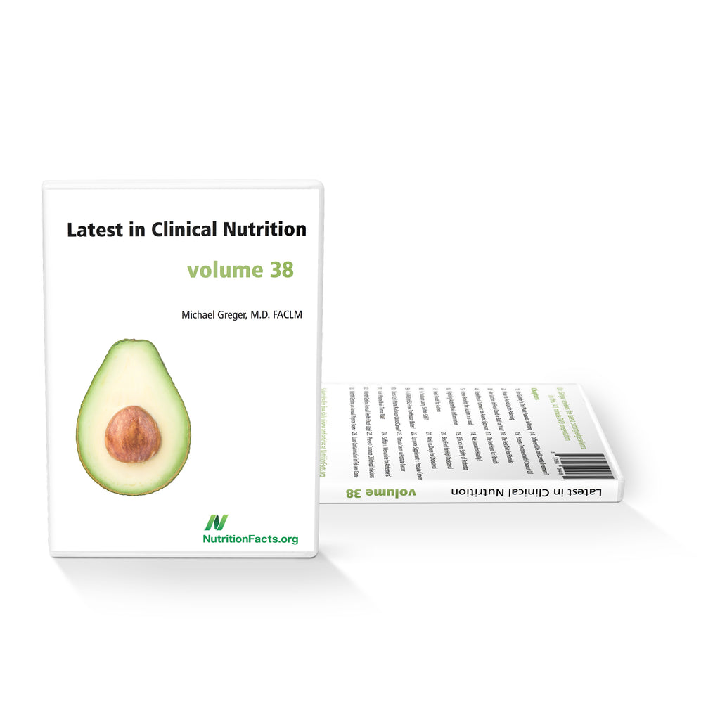 Latest in Clinical Nutrition - Volume 38