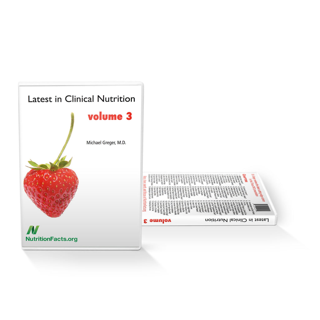 Latest in Clinical Nutrition - Volume 3