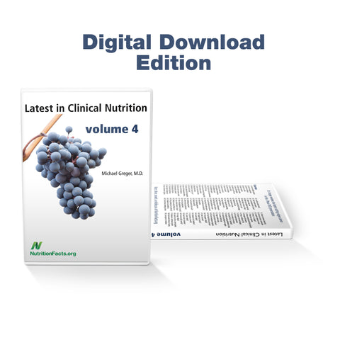 Latest in Clinical Nutrition - Volume 4 [Digital Download]