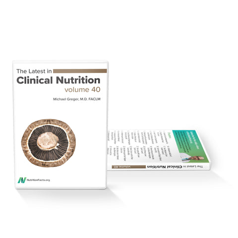 Latest in Clinical Nutrition - Volume 40
