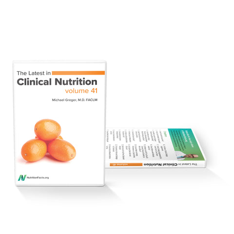 Latest in Clinical Nutrition - Volume 41