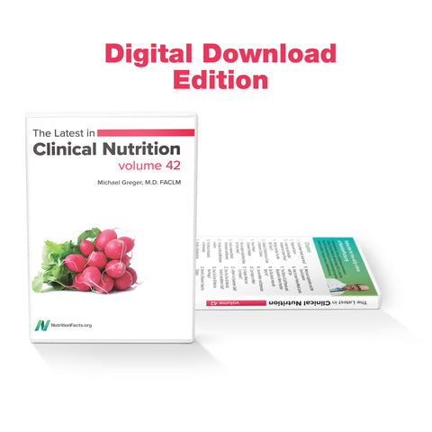 Latest in Clinical Nutrition - Volume 42 [Digital Download]