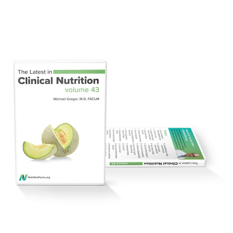 Latest in Clinical Nutrition - Volume 43