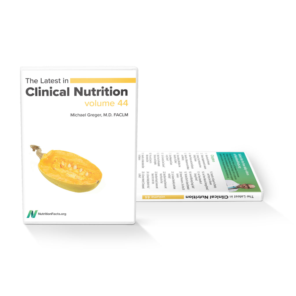 Latest in Clinical Nutrition - Volume 44