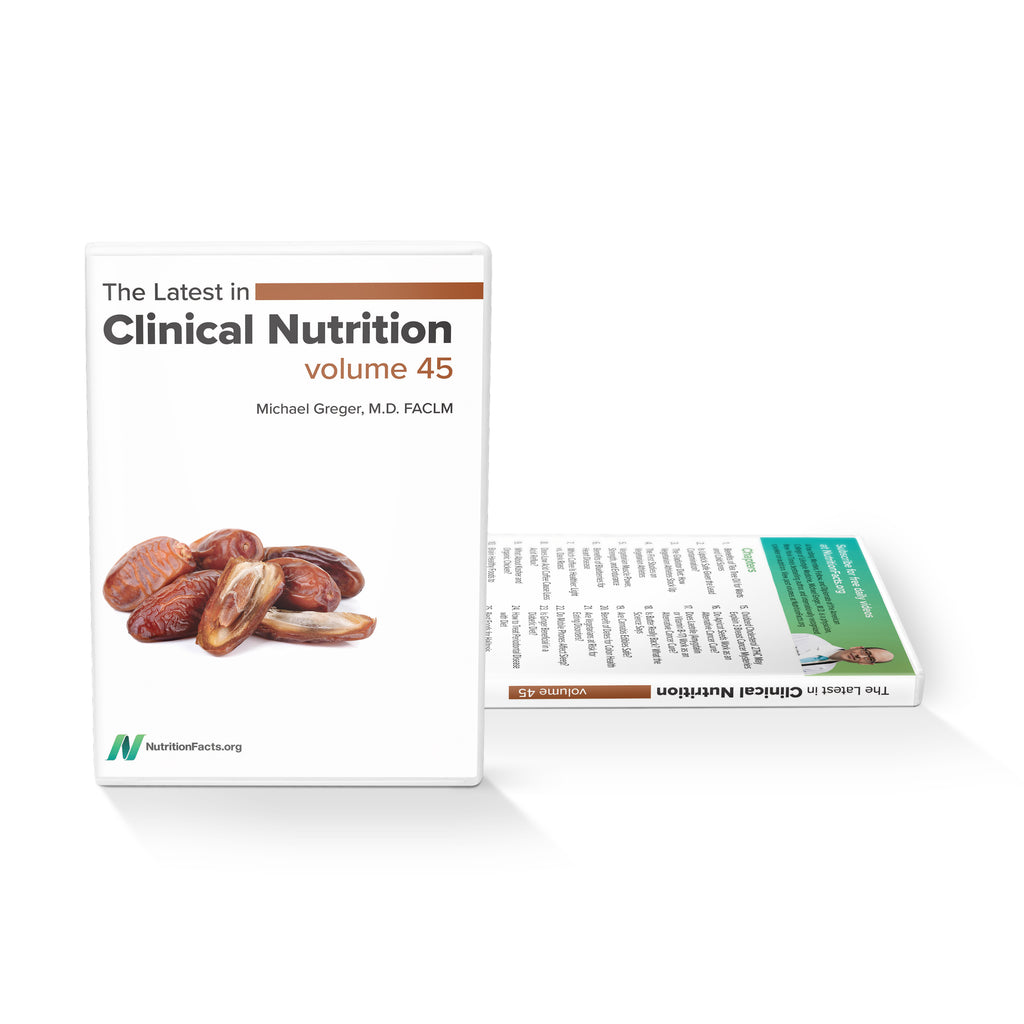 Latest in Clinical Nutrition - Volume 45