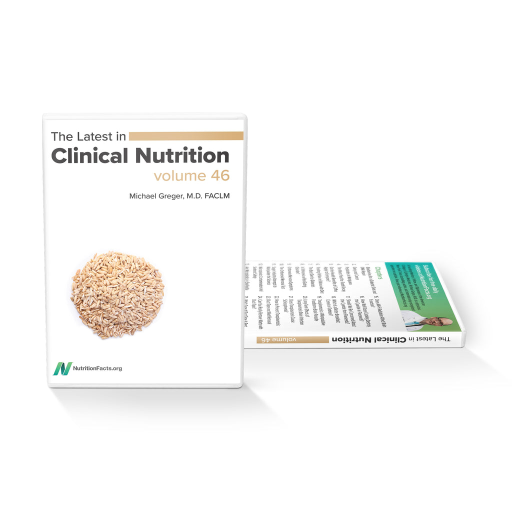 Latest in Clinical Nutrition - Volume 46