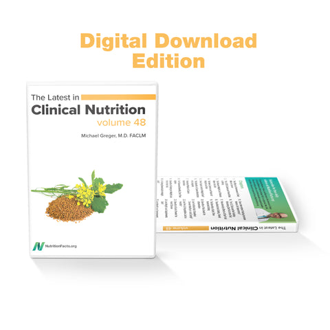 Latest in Clinical Nutrition - Volume 48 [Digital Download]