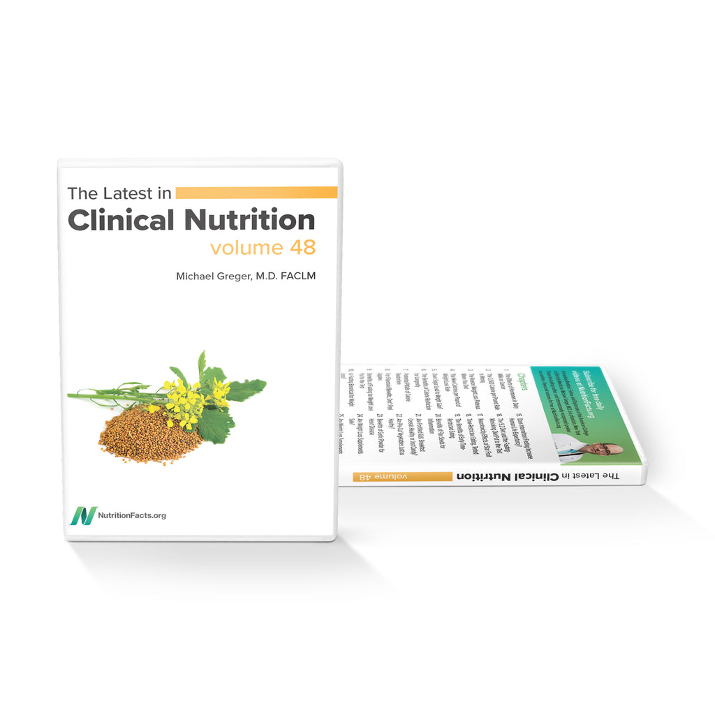 Latest in Clinical Nutrition - Volume 48