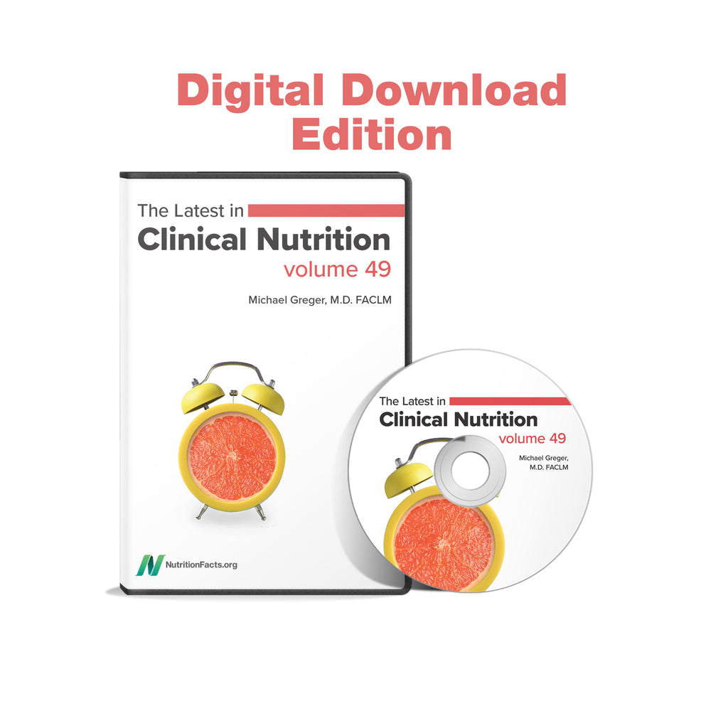 Latest in Clinical Nutrition - Volume 49 [Digital Download]