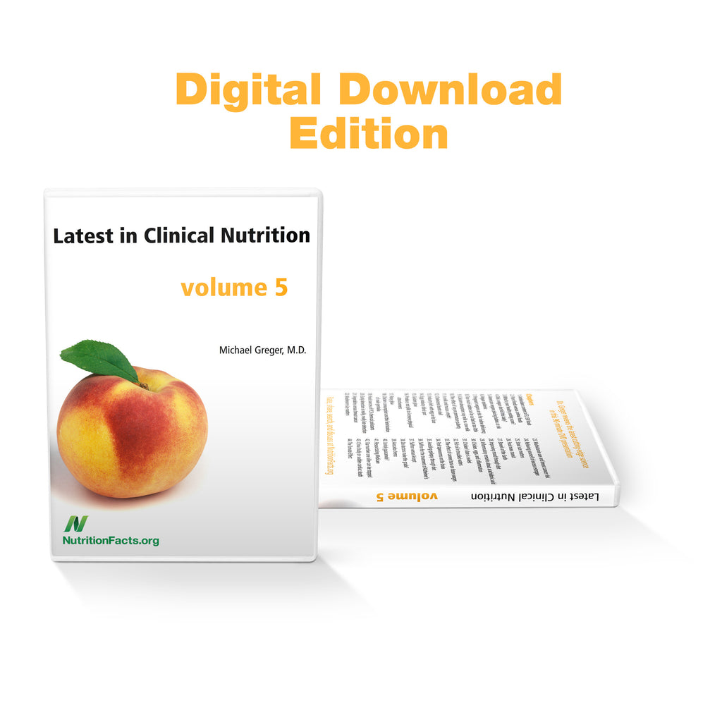 Latest in Clinical Nutrition - Volume 5 [Digital Download]