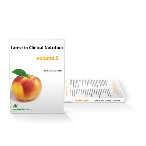 Latest in Clinical Nutrition - Volume 5