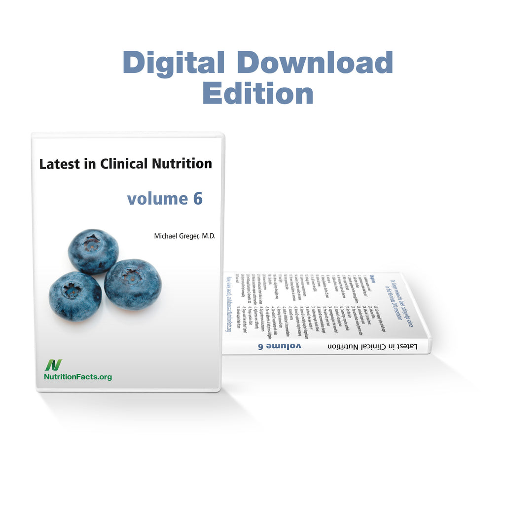 Latest in Clinical Nutrition - Volume 6 [Digital Download]