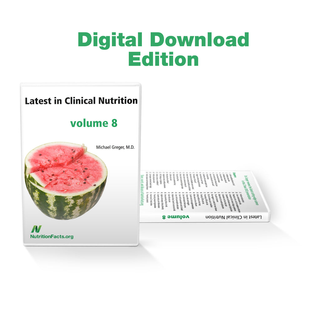 Latest in Clinical Nutrition - Volume 8 [Digital Download]
