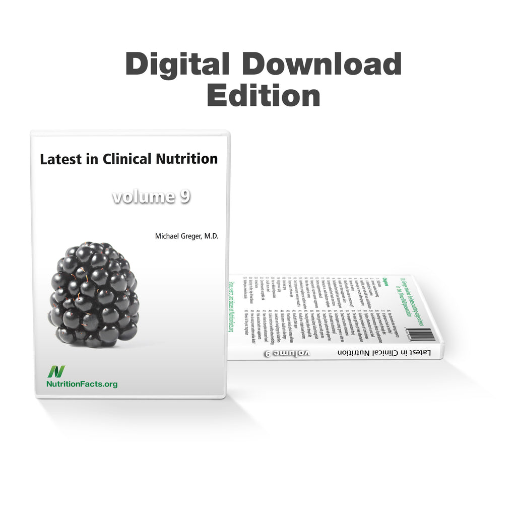 Latest in Clinical Nutrition - Volume 9 [Digital Download]