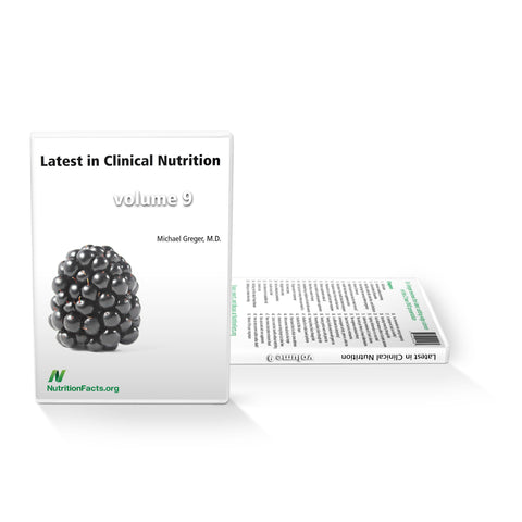 Latest in Clinical Nutrition - Volume 9